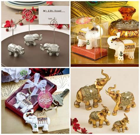 Elephant Shaped Party Favors from HotRef #elephant #