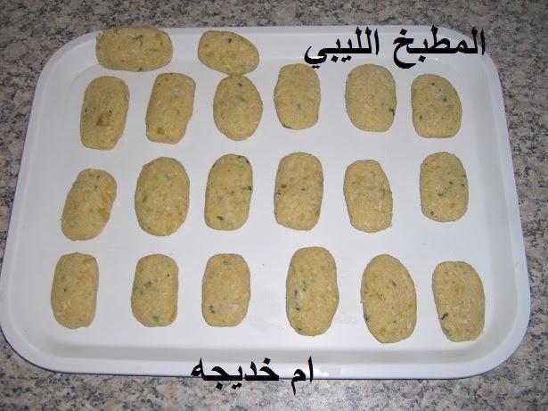 اكلات ليبيه 2013 طريقة تحضير كفتة الدجاج المقليه مطبخ الليبي بصور kpk.jpg