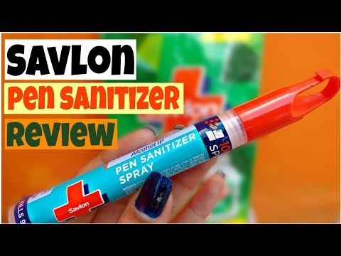 Savlon Pen Sanitizer Spray