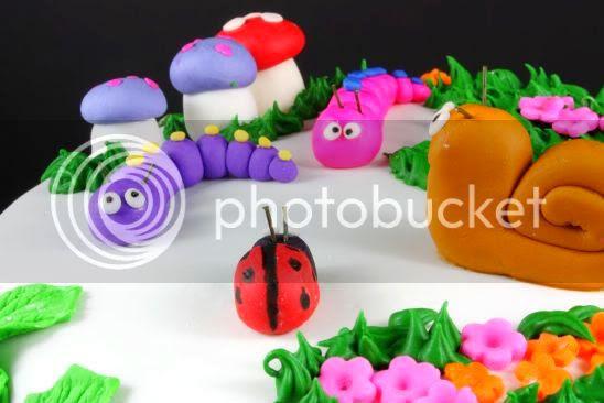 Garden cake 4