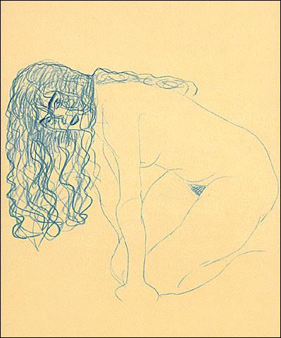 Gustav Klimt erotica sensual3