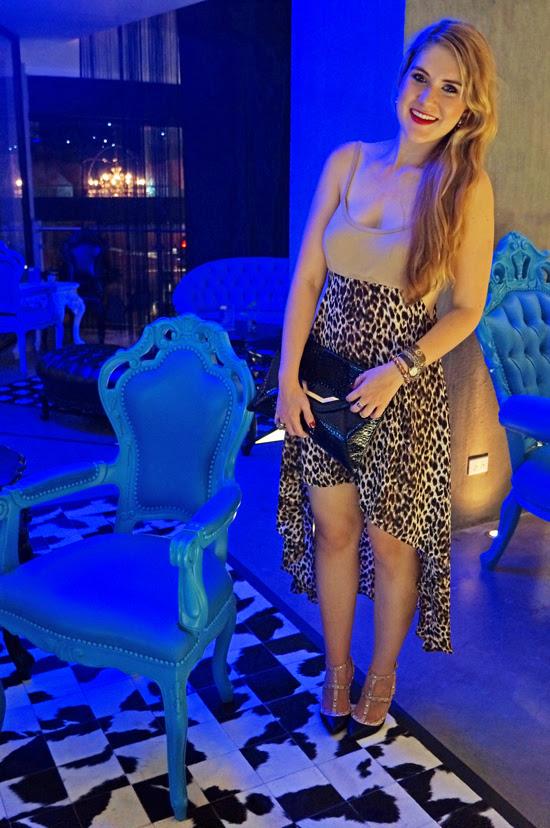 Leopard Dress Outfit
