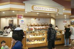 Andersen Bakery, San Francisco