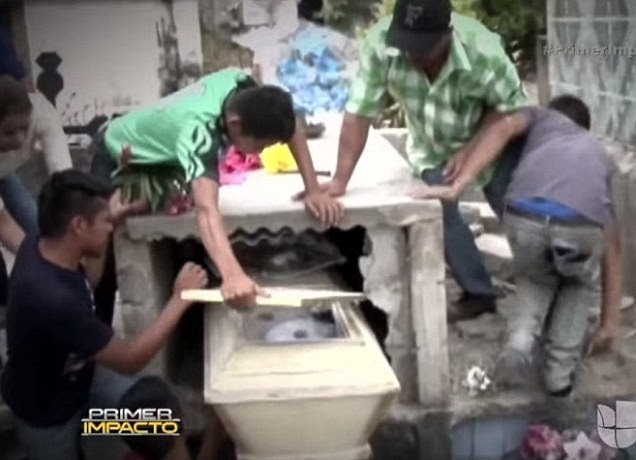 Honduras teenage girl wakes up in coffin after being buried ALIVE by mistake