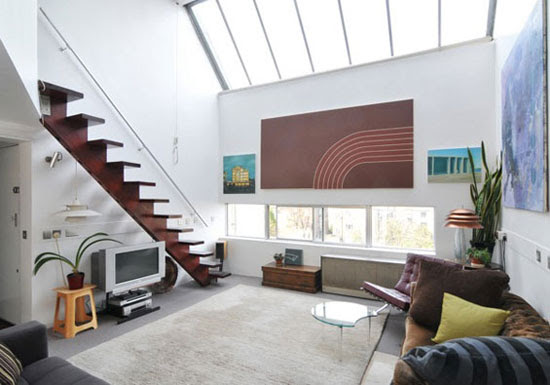 On the market: One bedroom duplex apartment in Georgie Wolton ...