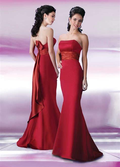 Red Wedding Dress Designs In 2012   Wedding Dress