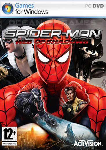 How to download spiderman web of shadows pc ( old/broken version.