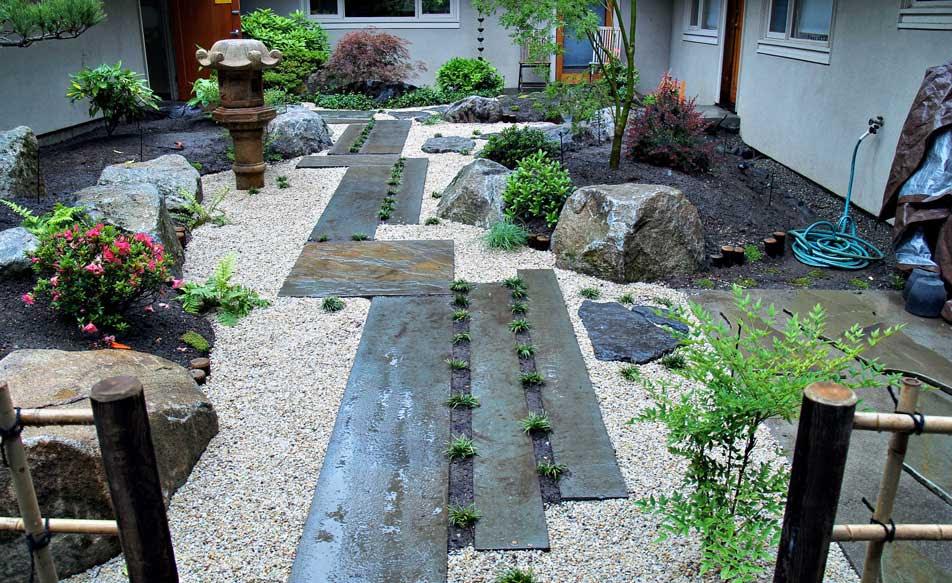 Japanese Home Garden Design Hd Home Design