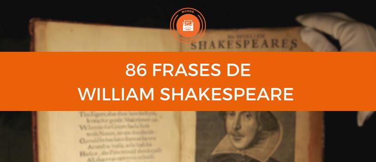 Já Conhece Estas 86 Frases De William Shakespeare