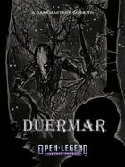 Duermar: A GM's Guide