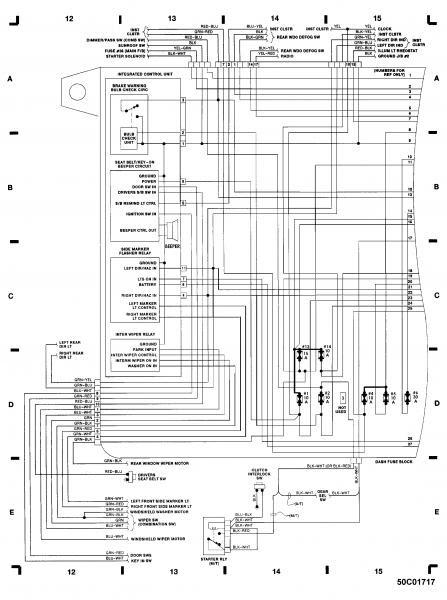 1990 Honda Crx Wiring Diagram Wiring Diagram View A View A Zaafran It
