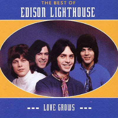 The Best of Edison Lighthouse: Love Grows