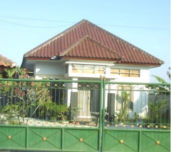 Desain rumah jaman dulu  omamba