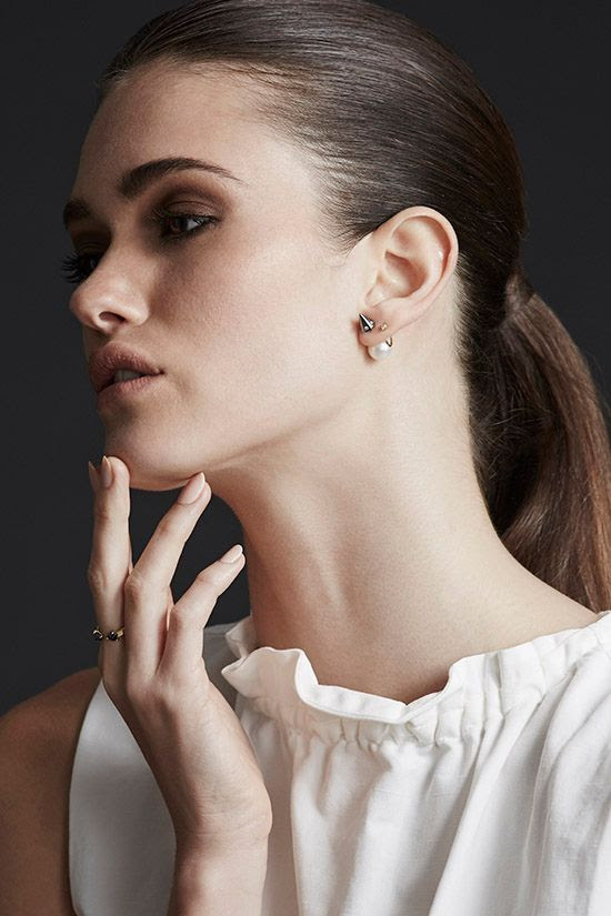 Le Fashion Blog -- 7 Stunning Delicate And Dainty Jewelry Collections: Ana Khouri Spike Pearl Earring -- Via The Window Barneys -- photo 5-Le-Fashion-Blog-7-Stunning-Delicate-Dainty-Jewelry-Collections-Ana-Khouri-Spike-Pearl-Earring-Via-The-Window-Barneys.jpg
