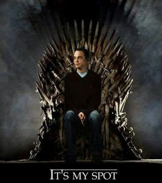 Sheldon of Thrones