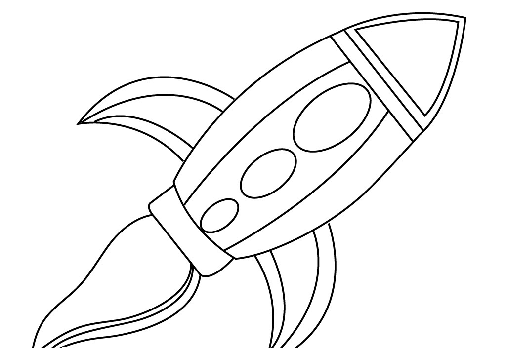 Free Printable Rocket Ship Coloring Pages For Kids Coloring Pages