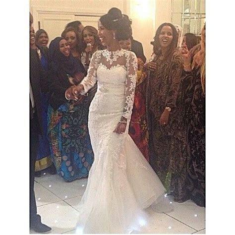 A gorgeous Somali bride.   somali fasion   Pinterest