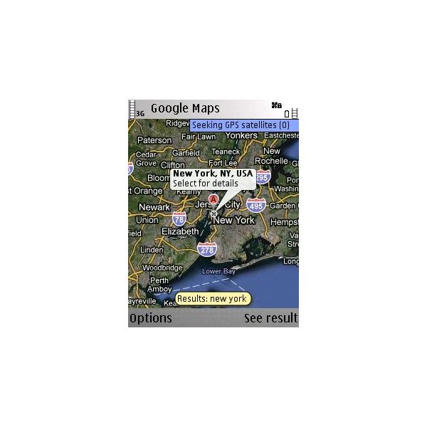 Google Earth For Nokia S60 Users