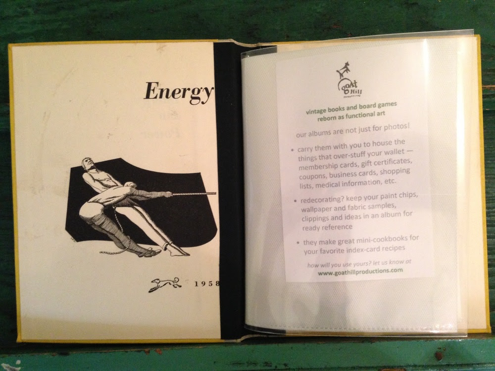 Power Energy 5x7 Anything Album Goathill Productions