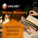 £200 off SErvers at UK2.NET