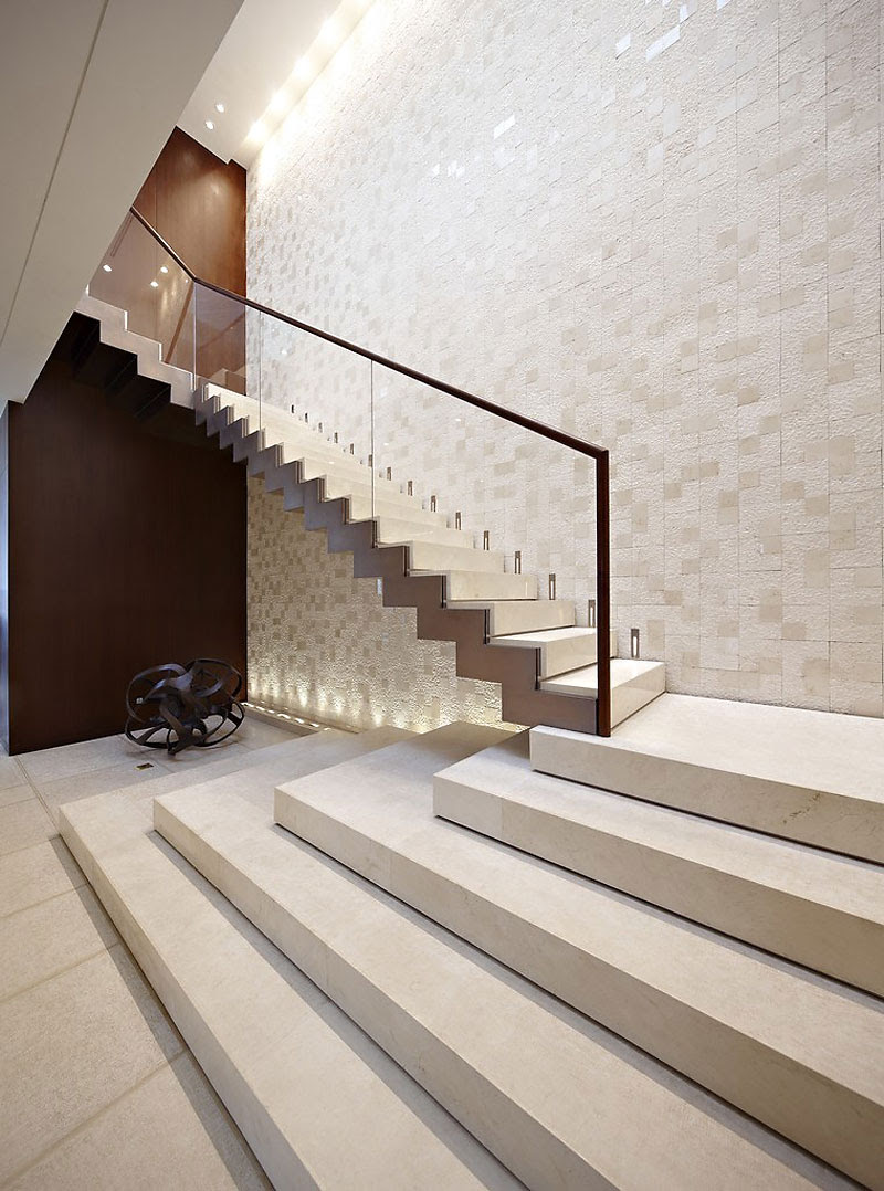 Amazing Duplex Penthouse in China by Kokaistudios | HomeDSGN