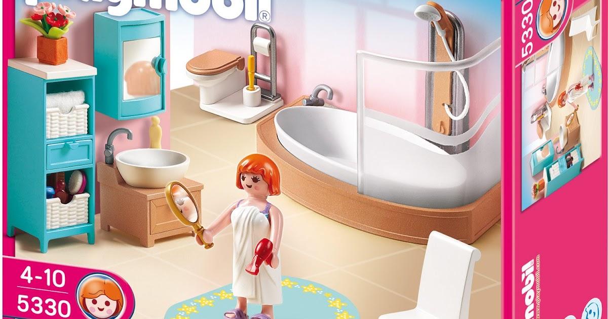 PLAYMOBIL 5330 - Badezimmer, top !!! meiner Meinung nach ...