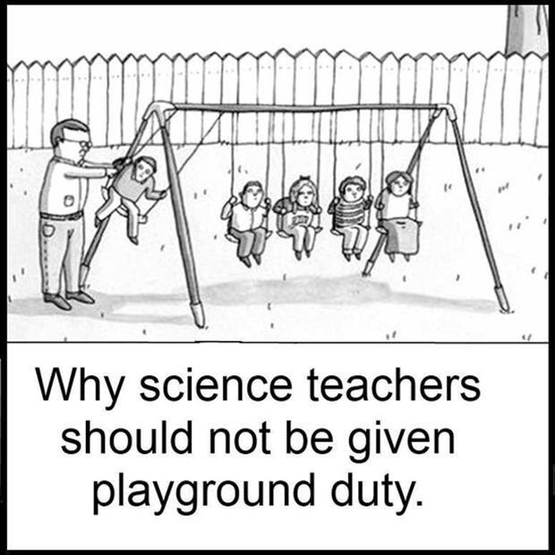 Funny Teacher Quotes & Sayings | Funny Teacher Picture Quotes