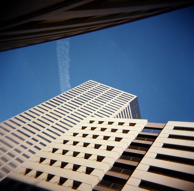 Downtown + Sky