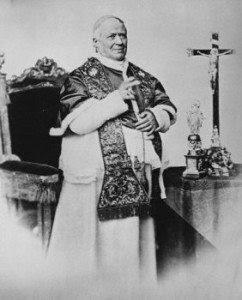 Blessed Pope Pius IX