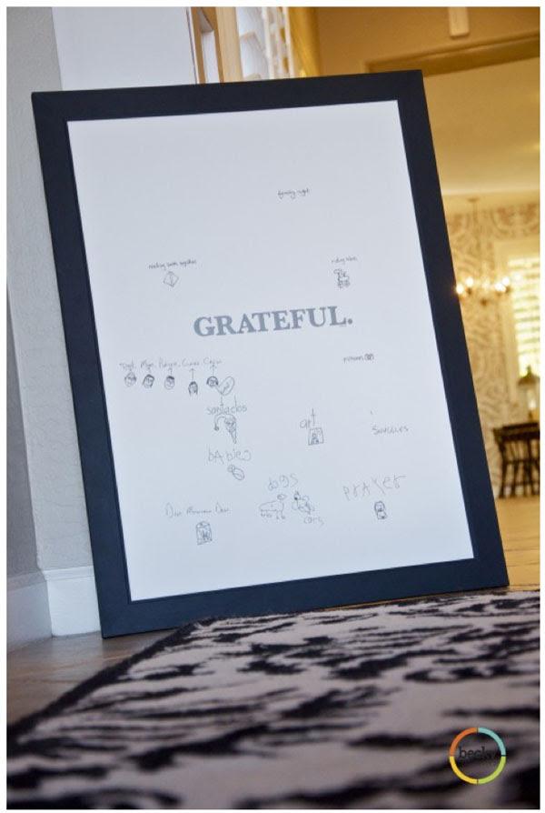 Grateful Poster