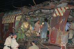 Terror never sleeps 7/11 Train Serial Bomb Blasts by firoze shakir photographerno1