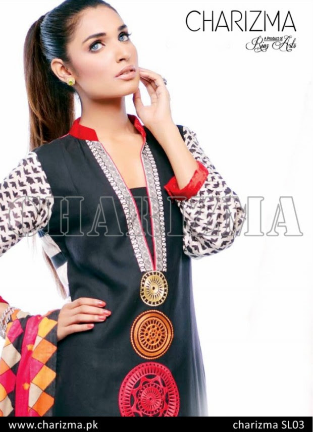 Beautiful-Girls-Women-Wear-Cute-Outfit-by-Charizma Fall-Winter-Dress-Collection 2013-Vol1-13