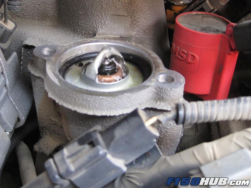 Diy Ford F 150 Cooling System Flush Service