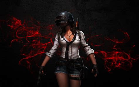 pubg girl  desktop hd wallpaper