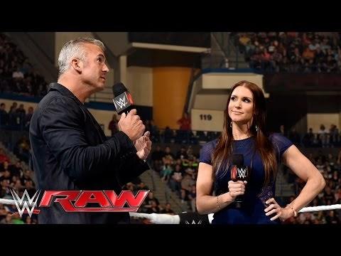 WWE Stepphanie Mc Mohan Video