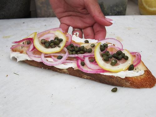 #LA2BAY:  Ferry Building Food Crawl