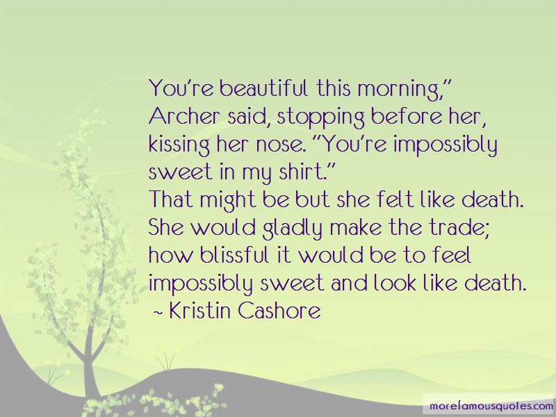 Quotes About Kissing Her Top 142 Kissing Her Quotes From Famous Authors