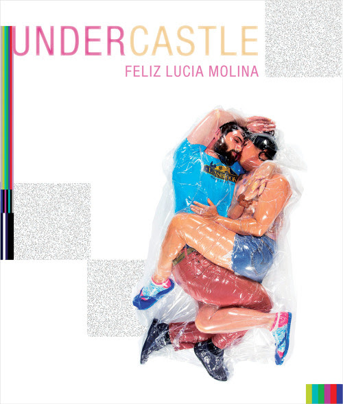 "Sorry for reblogging so much MHP stuff you're probably seeing already, but I'm excited! magichelicopter:  It's been a busy time at MHP, and we're not slowing down. We're neon happy on this gray day to announce that pre-orders are open for our next full-length: Feliz Lucia Molina's amazing Undercastle!— What's Undercastle?  I am glad you asked because it's a cake: part Valley strip mall heaven memoir, part encyclopedia of transistor feelings, part lonely caregiver, part philosopher pen pal, and so totally the book the 90s owe the world, Feliz Lucia Molina's genre scuzzing debut ""povel"" Undercastle is a deft and defiant A-B-Up-Down combo of curiosity and intimacy that chews up all our screens and heroes and fills our breath with glint.*** That poet you saw dressed up all fancy on The Colbert Report, Kenny Goldsmith, says this book is ""really wonderful and important work,"" and that Feliz is ""a great writer writing in the most contemporary of mediums."" CAConrad and Alli Warren both also love this book, and you can read about their love on the Undercastle page!%%% Get prizes for pre-ordering: art scrolls, customized thrift store goodies, and special little chapbooks.^^^ This book is a bag of earnest smarts the likes of which I really feel like isn't being as practiced as insanely wonderfully as Feliz does it.w00t: http://magichelicopterpress.com/undercastle.html"