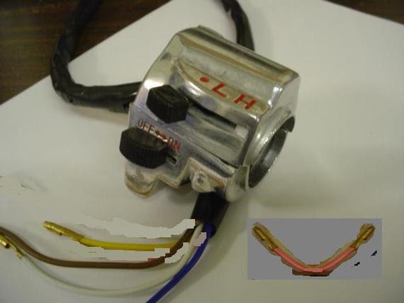Wiring Harnes Honda Ct90 K4
