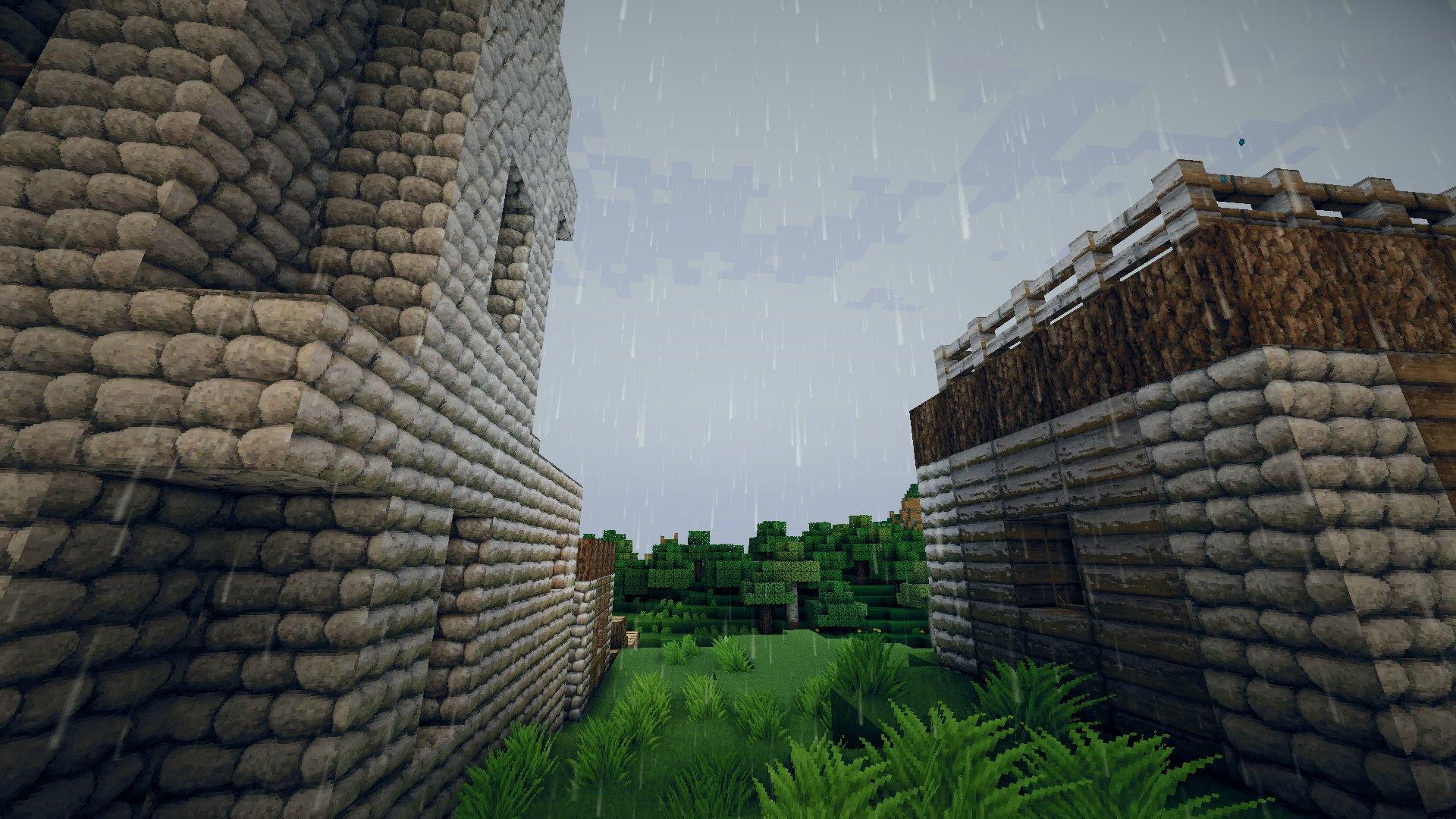 Minecraft Shader Mod 10.10.100 - Muat Turun e