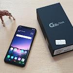 ג'ירפה בודקת: LG G8s ThinQ - פתיחת קופסה והצצה ראשונית - Girafa