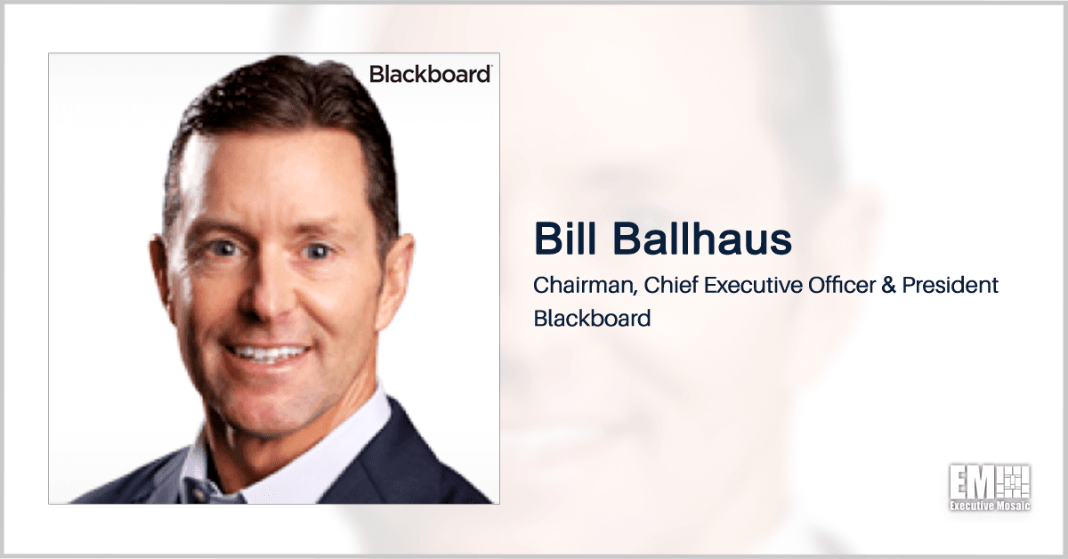 Blackboard-Anthology Merger to Create New EdTech Company; Bill Ballhaus, Jim Milton Quoted