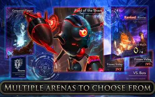 tai game Ace of Arenas Mobile