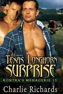 Texas Longhorn Surprise (Kontra's Menagerie, # 13)