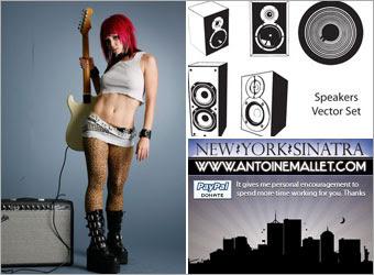 Creating a Grunge Rock Poster image 1