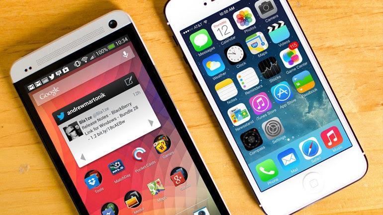 Πιο πιστοί οι χρήστες Android από τους iOS