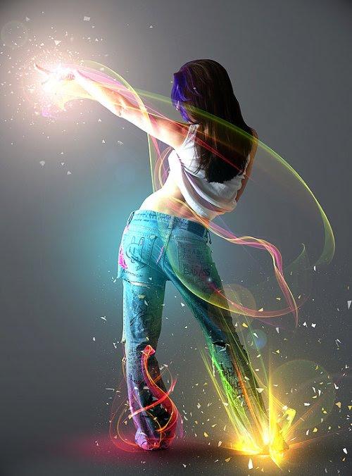 Show Me the Light - Digital Art Tutorial