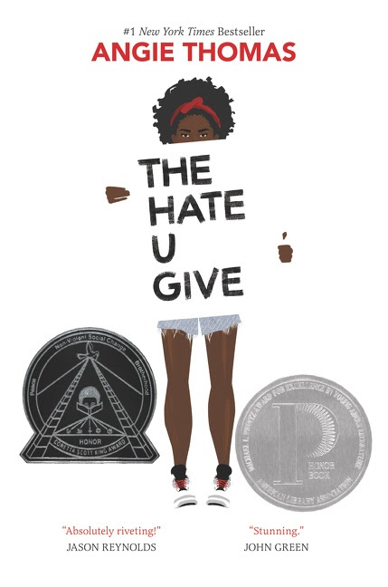 Read The First 3 Chapters Of The Hate U Give