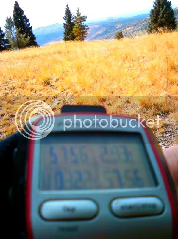 101009 Pajalito Trail Run