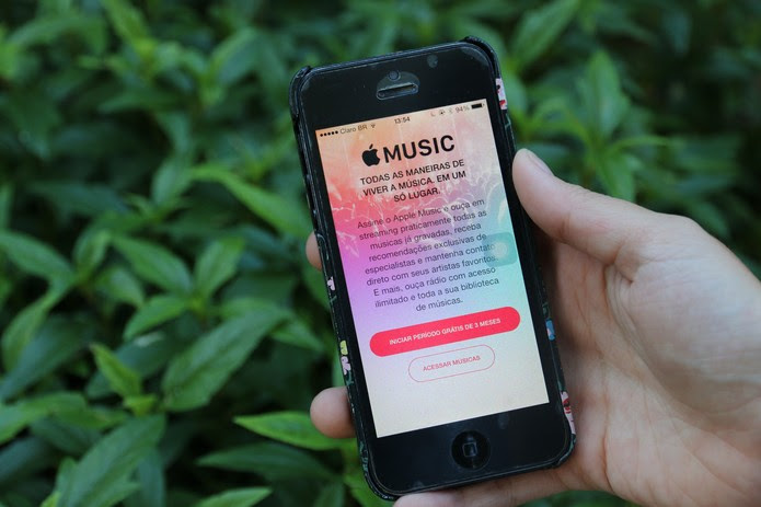 Apple Music tem todas as músicas? Serviço de streaming esconde conteúdo explícito (Foto: Isabela Giantomaso / TechTudo)